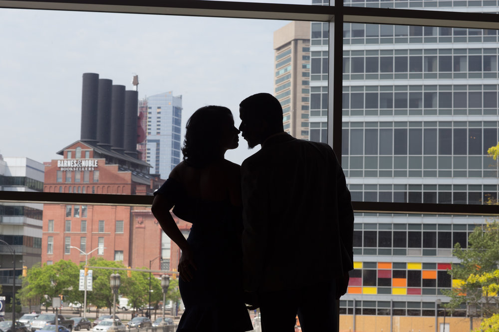 Reginald Lewis African American Museum Engagement Session Megapixels Media Photography-11.jpg