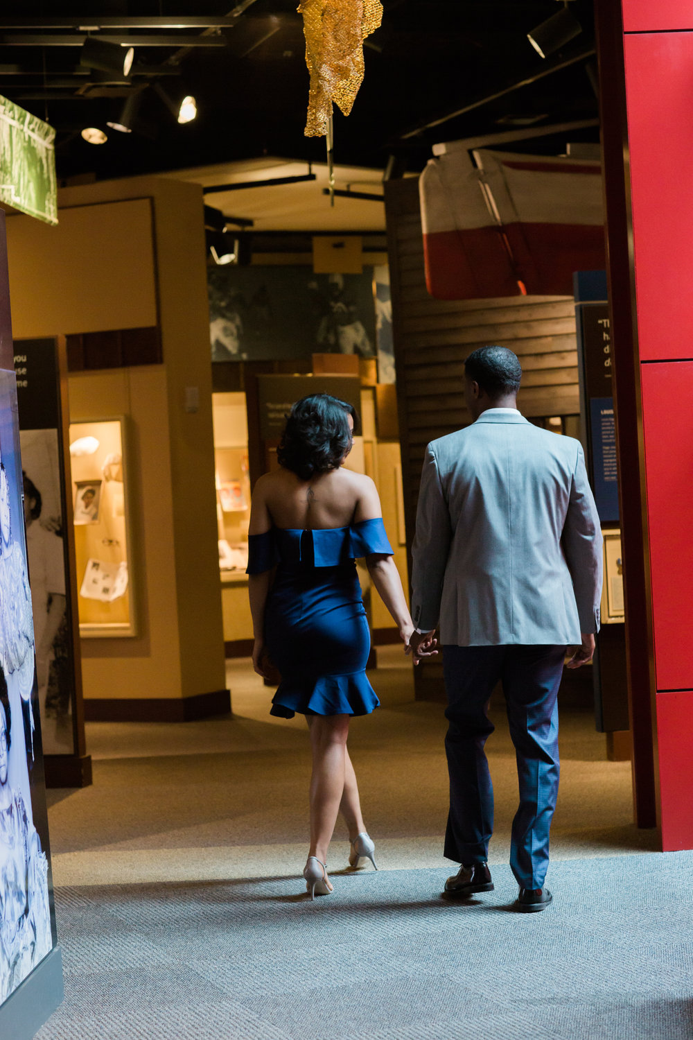 Reginald Lewis African American Museum Engagement Session Megapixels Media Photography-9.jpg