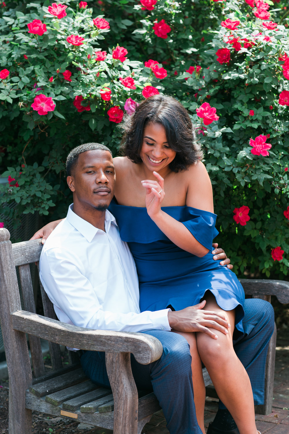 Reginald Lewis African American Museum Engagement Session Megapixels Media Photography-15.jpg