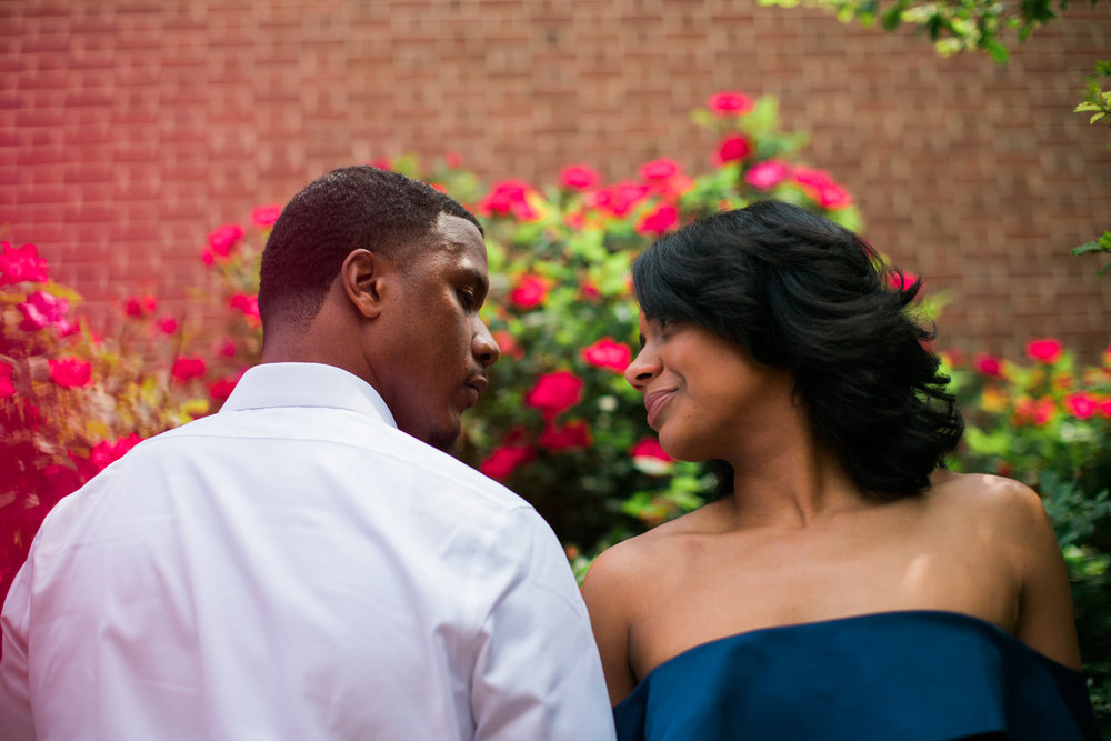 Reginald Lewis African American Museum Engagement Session Megapixels Media Photography-16.jpg