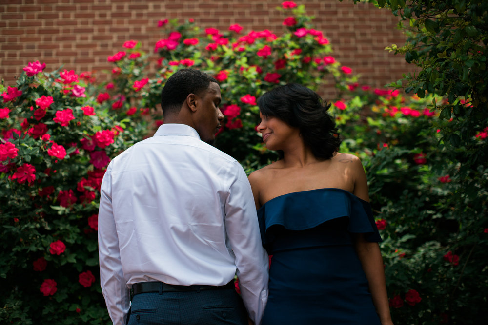Reginald Lewis African American Museum Engagement Session Megapixels Media Photography-17.jpg