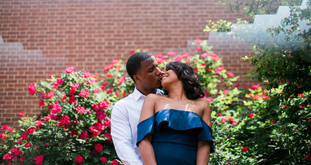 Reginald Lewis African American Museum Engagement Session Megapixels Media Photography-19.jpg