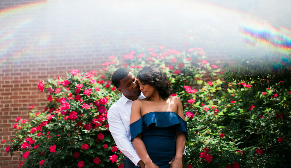 Reginald Lewis African American Museum Engagement Session Megapixels Media Photography-20.jpg