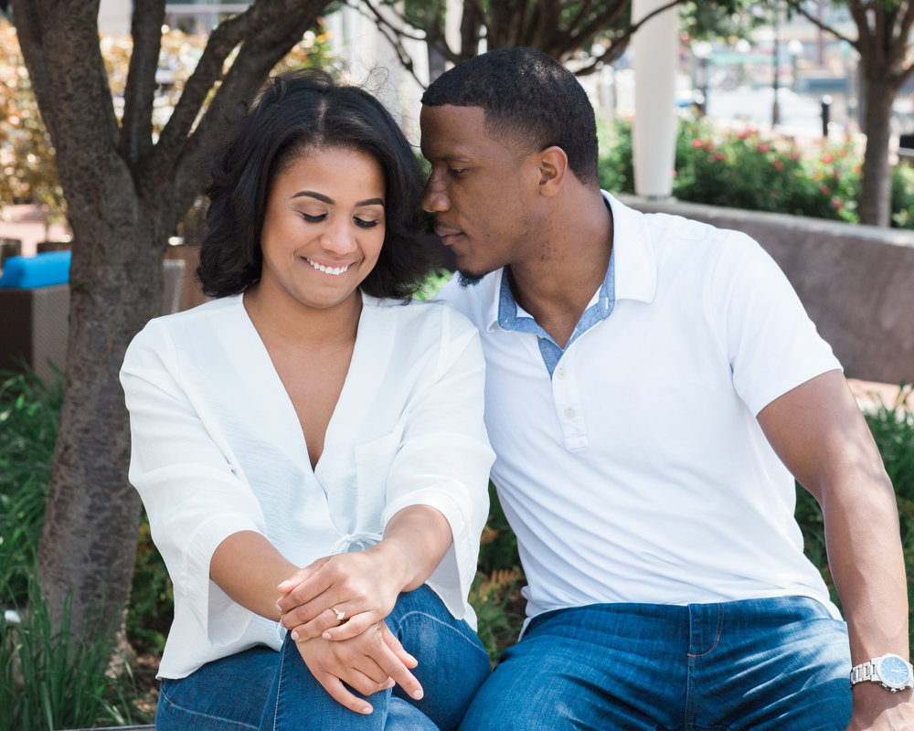 Reginald Lewis African American Museum Engagement Session Megapixels Media Photography-25.jpg