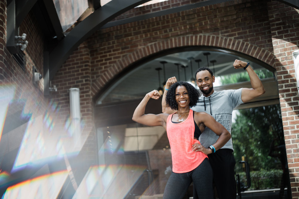 DC Personal Trainers Engagement Session Megapixels Media Photography