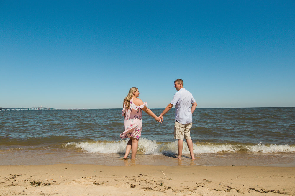 Kent Island Wedding Photographer Beach Engagement Photos Megapixels Media