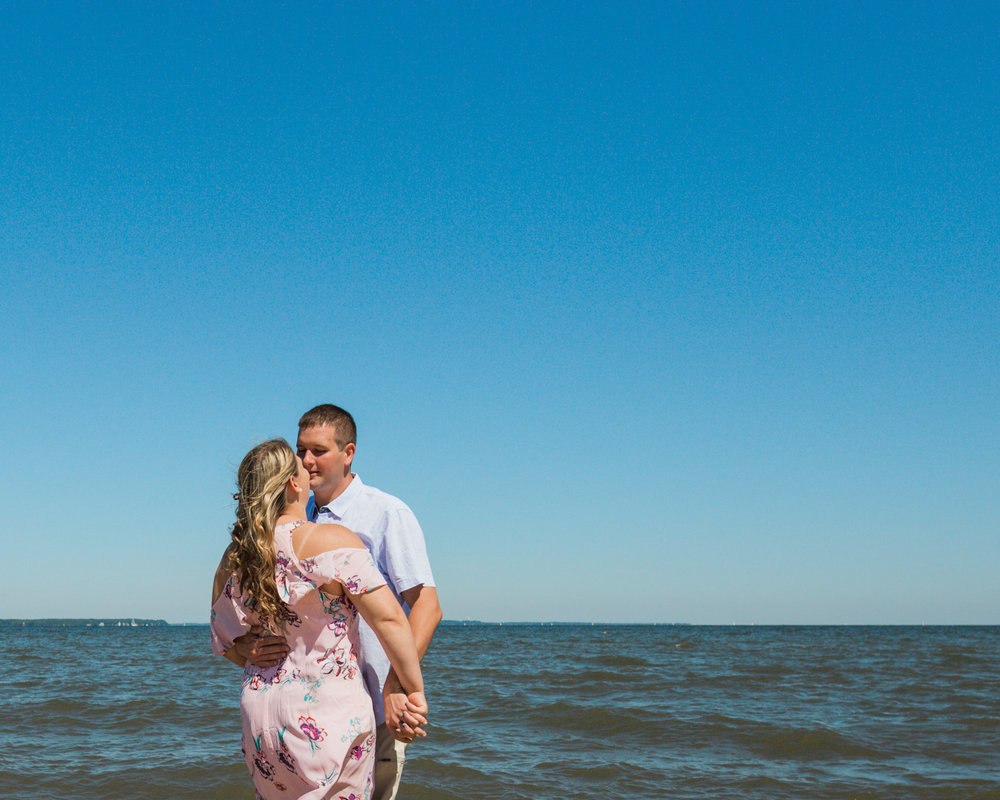 Kent Island Terrapin Beach Engagement Photography Megapixels Media Maryland Wedding-16.jpg