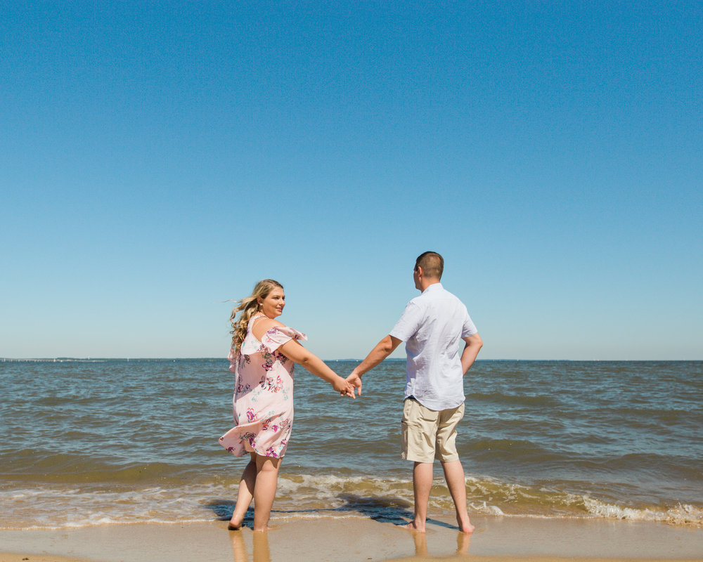 Kent Island Terrapin Beach Engagement Photography Megapixels Media Maryland Wedding-15.jpg