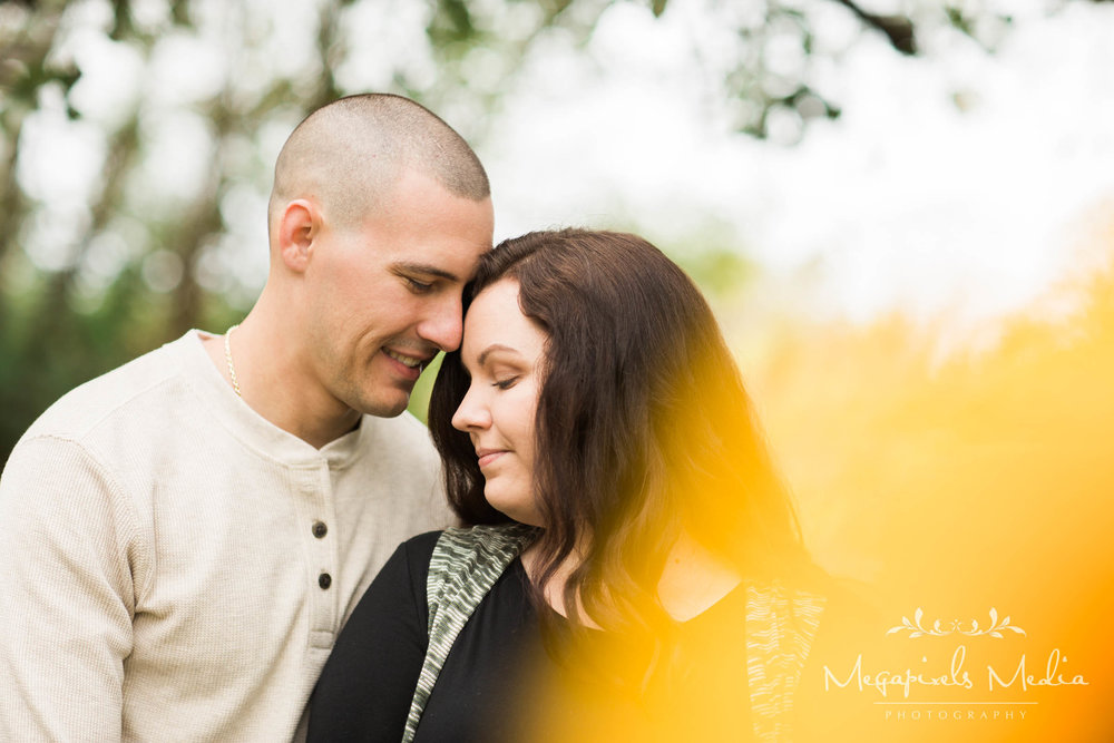 Sunflower Engagement Session at Cromwell Valley Park Baltimore Wedding Photographers Megapixels Media (12 of 31).jpg