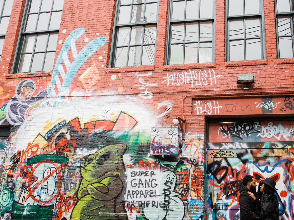 Creative Baltimore Graffiti Alley Engagement Session Megapixels Media Photography-9.jpg