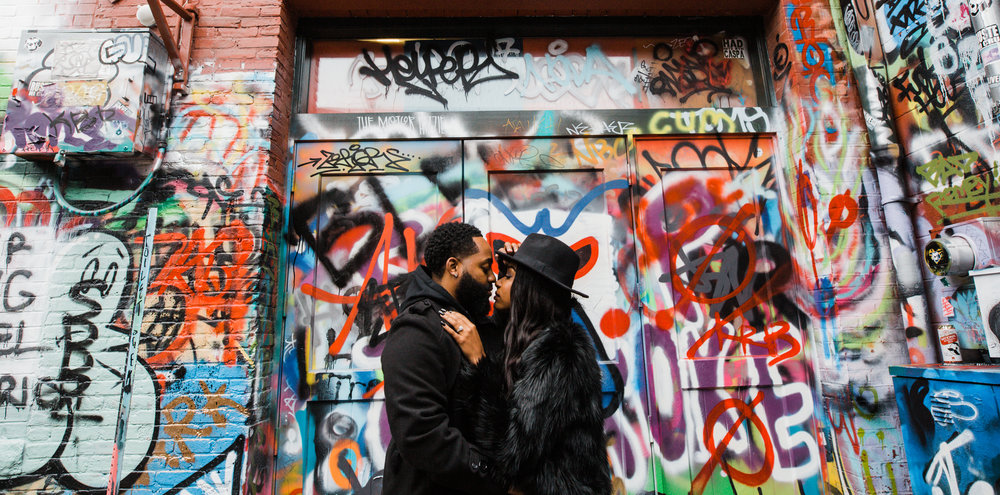 Creative Baltimore Graffiti Alley Engagement Session Megapixels Media Photography-12.jpg