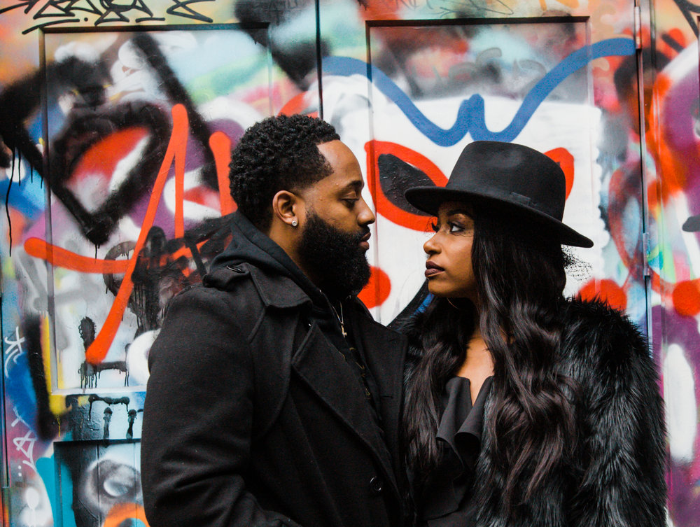 Creative Baltimore Graffiti Alley Engagement Session Megapixels Media Photography-14.jpg