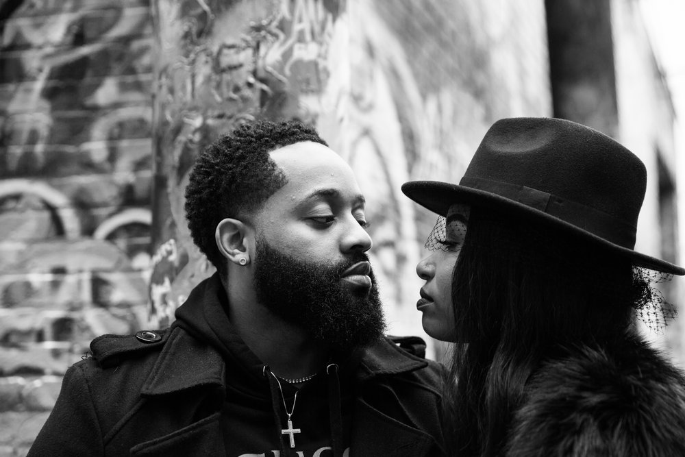 Creative Baltimore Graffiti Alley Engagement Session Megapixels Media Photography-40.jpg