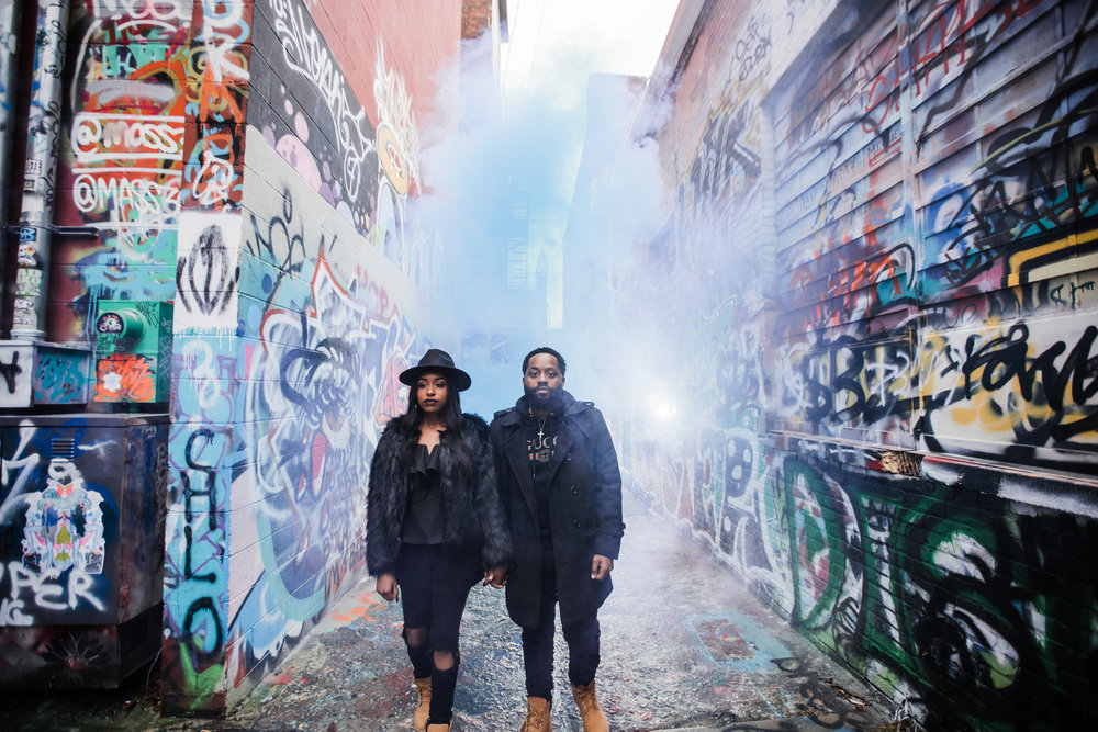 Creative Baltimore Graffiti Alley Engagement Session Megapixels Media Photography-49.jpg