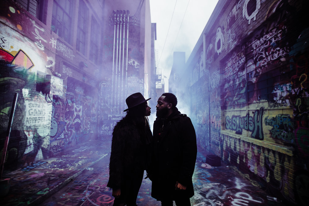 Creative Baltimore Graffiti Alley Engagement Session Megapixels Media Photography-52.jpg