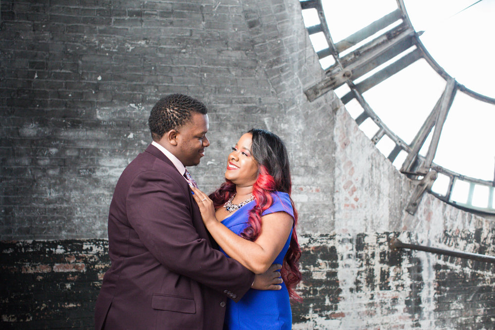 Meagan Terrell Bromo Arts Tower Engagement Session Megapixels media Photography-6.jpg