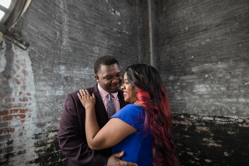 Meagan Terrell Bromo Arts Tower Engagement Session Megapixels media Photography-9.jpg