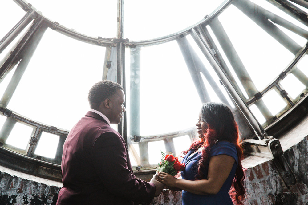 Meagan Terrell Bromo Arts Tower Engagement Session Megapixels media Photography-15.jpg