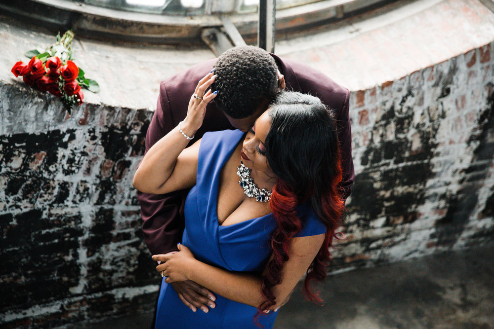 Meagan Terrell Bromo Arts Tower Engagement Session Megapixels media Photography-19.jpg