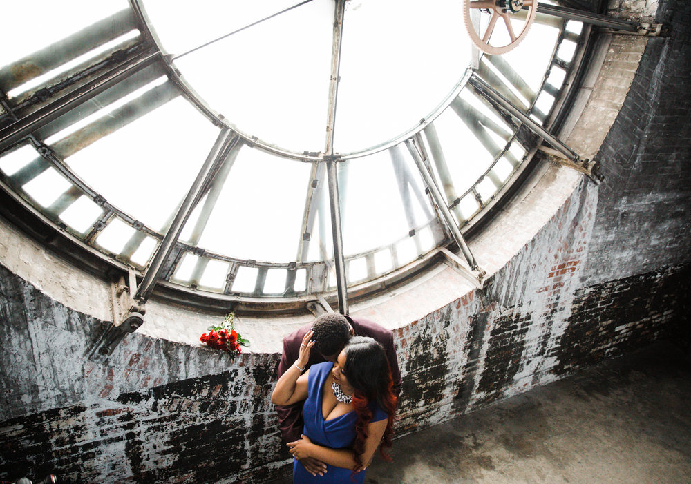 Meagan Terrell Bromo Arts Tower Engagement Session Megapixels media Photography-21.jpg