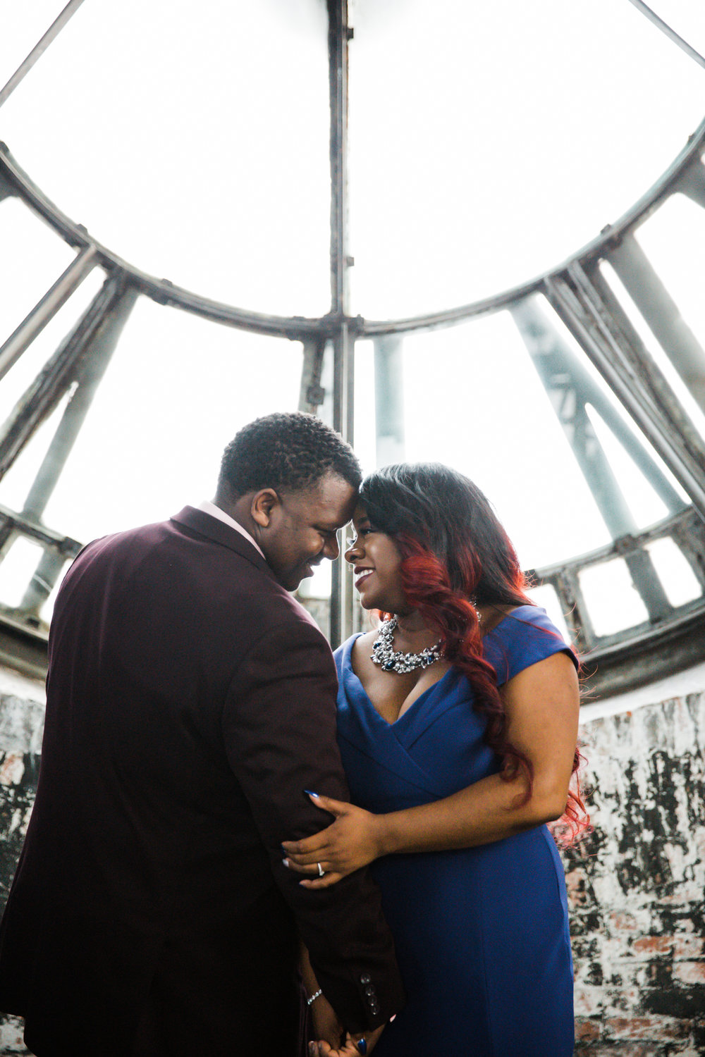 Meagan Terrell Bromo Arts Tower Engagement Session Megapixels media Photography-27.jpg