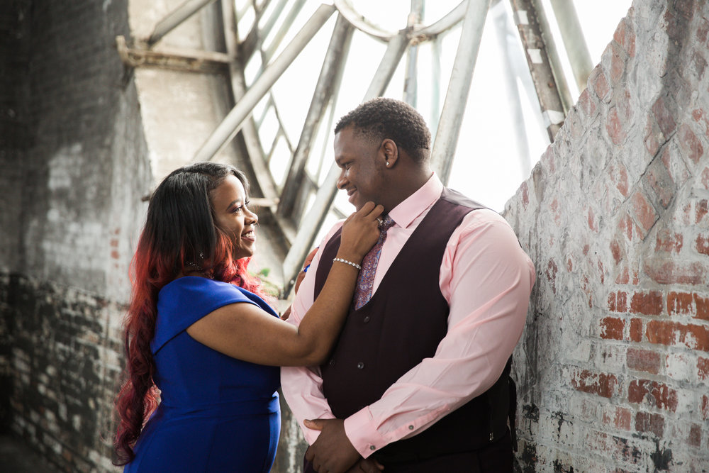 Meagan Terrell Bromo Arts Tower Engagement Session Megapixels media Photography-43.jpg