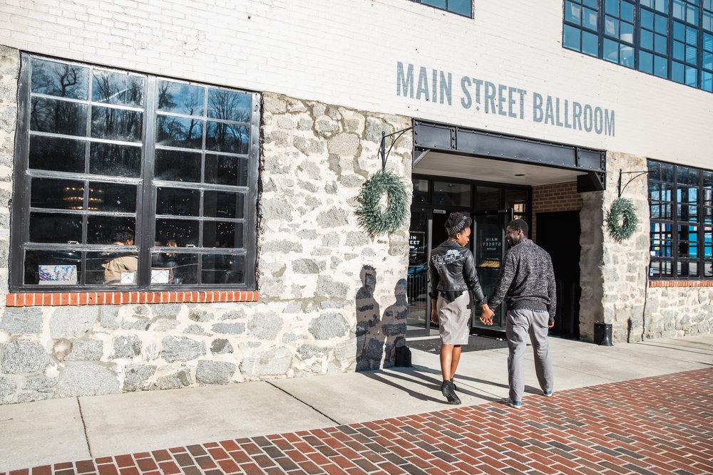 Edgy Engagement Session at Main Street Ballroom Megapixels Media Photography Ellicott City Maryland-11.jpg