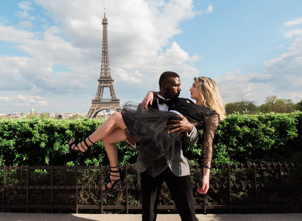 Best Engagement Photographs in Paris France by Megapixels Media Photography at the Eiffel Tower.jpg