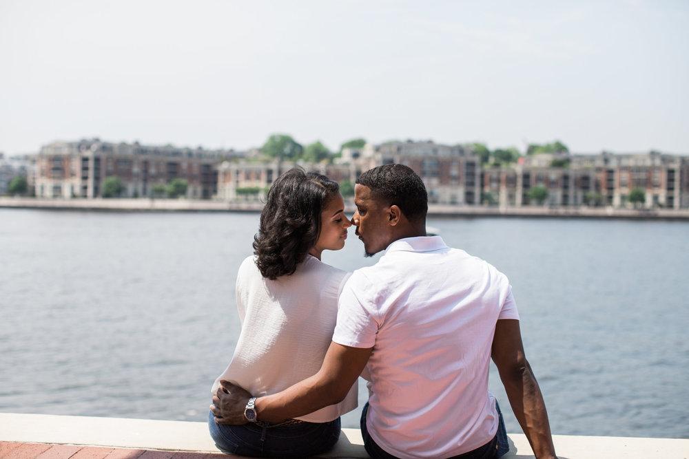 Megapixels Media Best Destination Engagement Photography in Baltimore, Maryland Harbor East.jpg