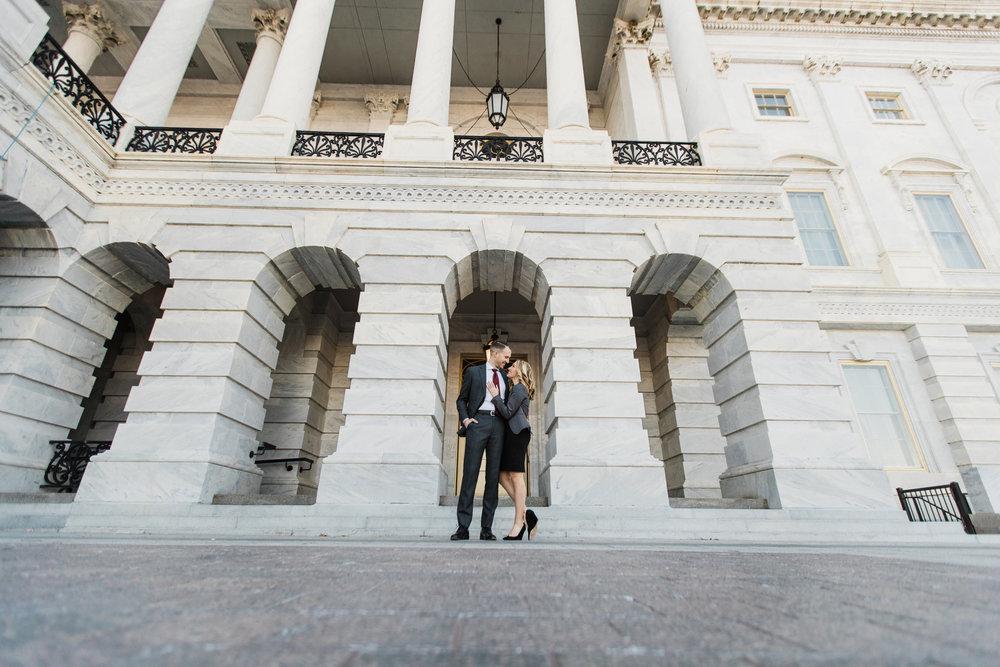 Megapixels Media Best Destination Engagement Photography in Washington DC Whitehouse.jpg