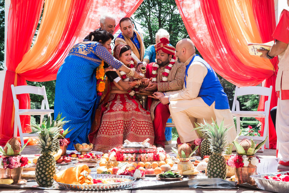 Best Indian Wedding Photographers in Maryland Megapixels Media Destination Traditional Indian Wedding.jpg