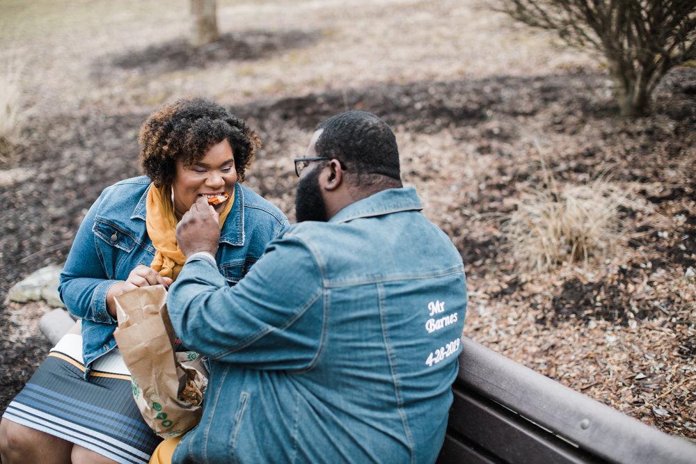 Black Natural Hair Bride Bkack Wedding Photographers Megapixels Media Photography Baltimore Maryland Centennial Park Columbia-33.jpg