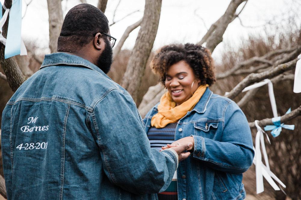 Black Natural Hair Bride Bkack Wedding Photographers Megapixels Media Photography Baltimore Maryland Centennial Park Columbia-44.jpg