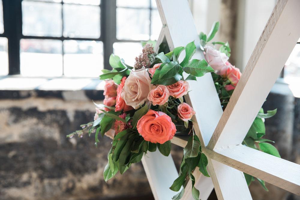 Black Woman Owned Wedding Florist in Baltimore Maryland Washington DC Mainstreet Ballroom Megapixels Media Photography -2.jpg