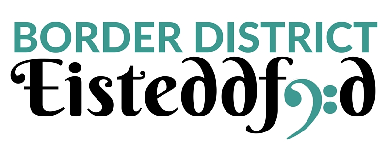 Border District Eisteddfod logo