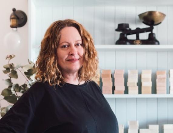 Melissa Thomas, Washpool Owner & Soapmaker