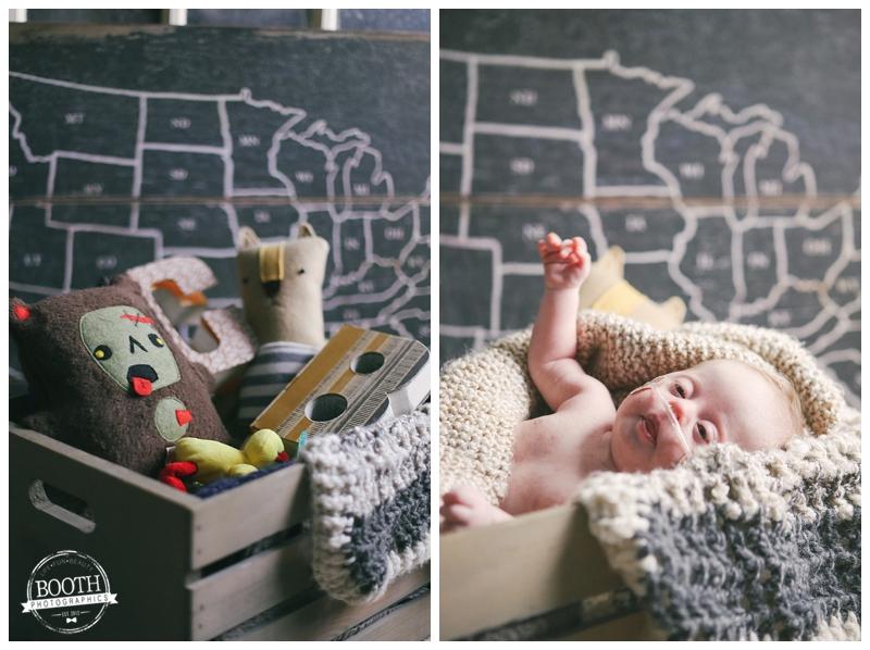 Waukesha newborn photography