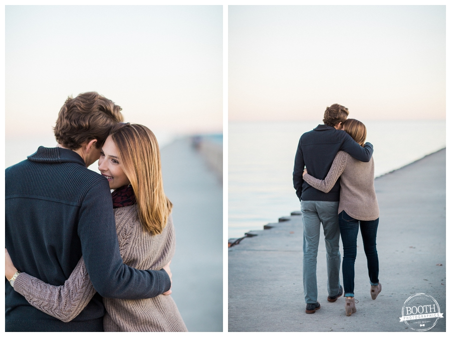 Milwaukee engagement photography