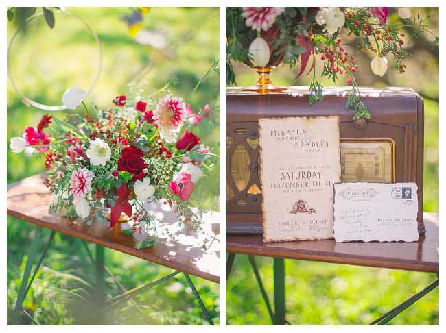 orchard elopement featured on Wisconsin Bride