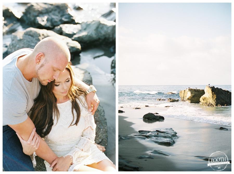 muir beach engagement photography inspiration