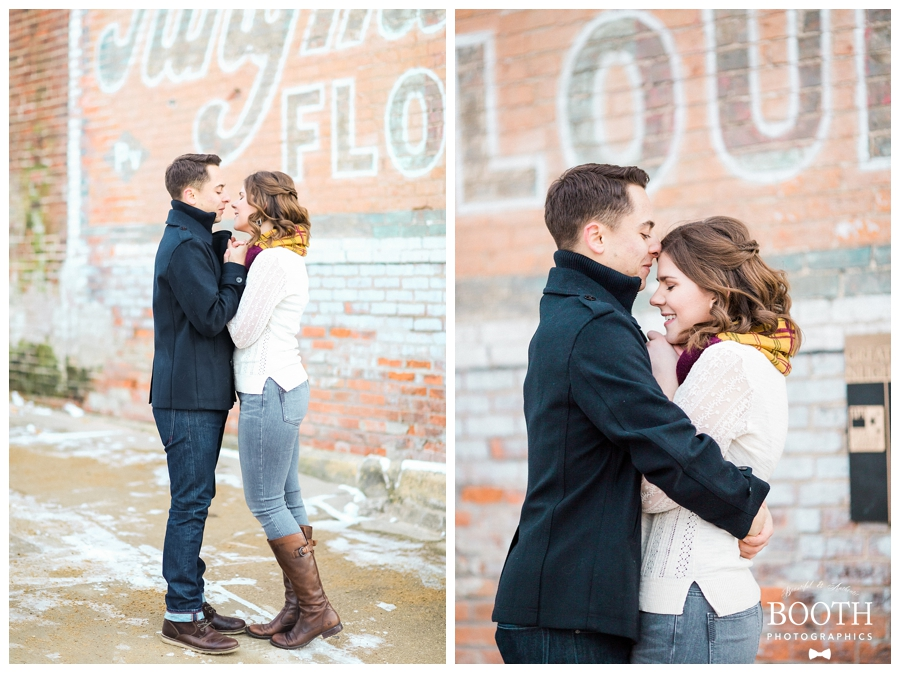 Willy Street engagement session