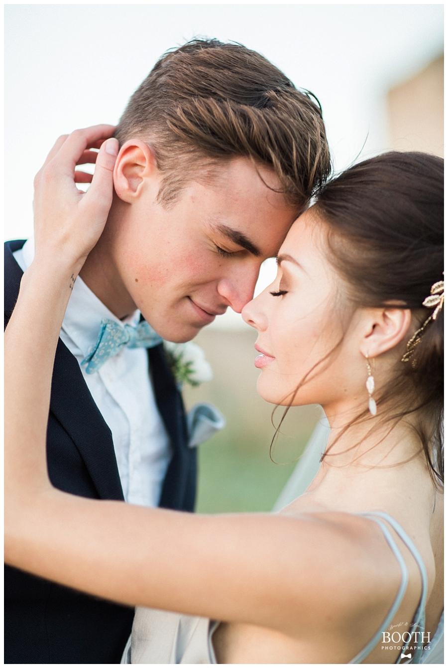 fine art bride and groom