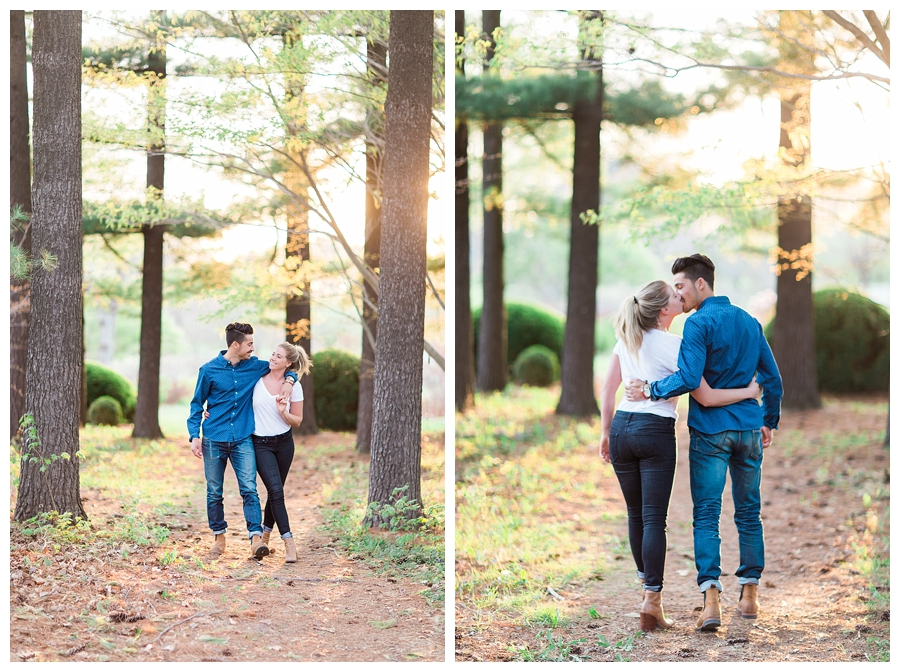fine art engagement photography Madison, WI