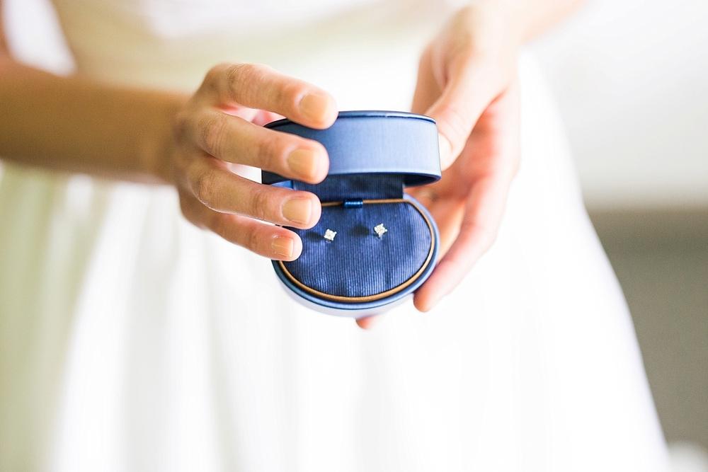 bridal wedding detail