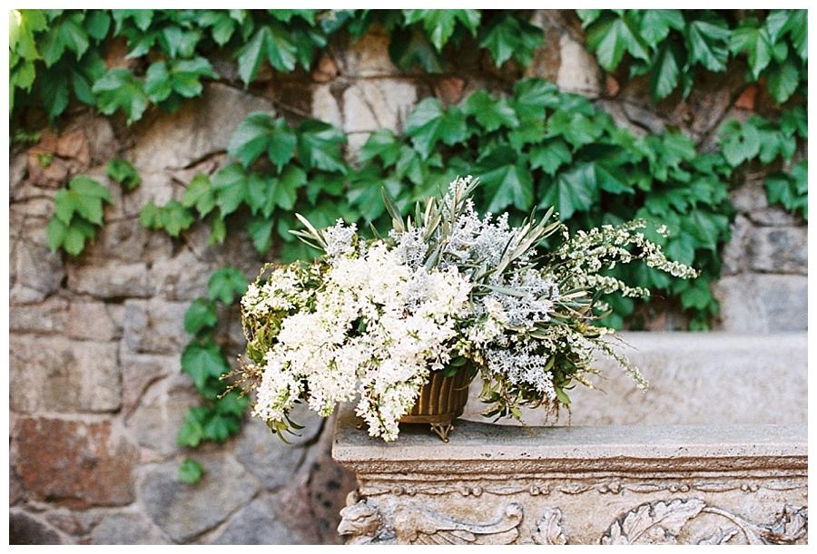 fine art floral arrangement in napa valley