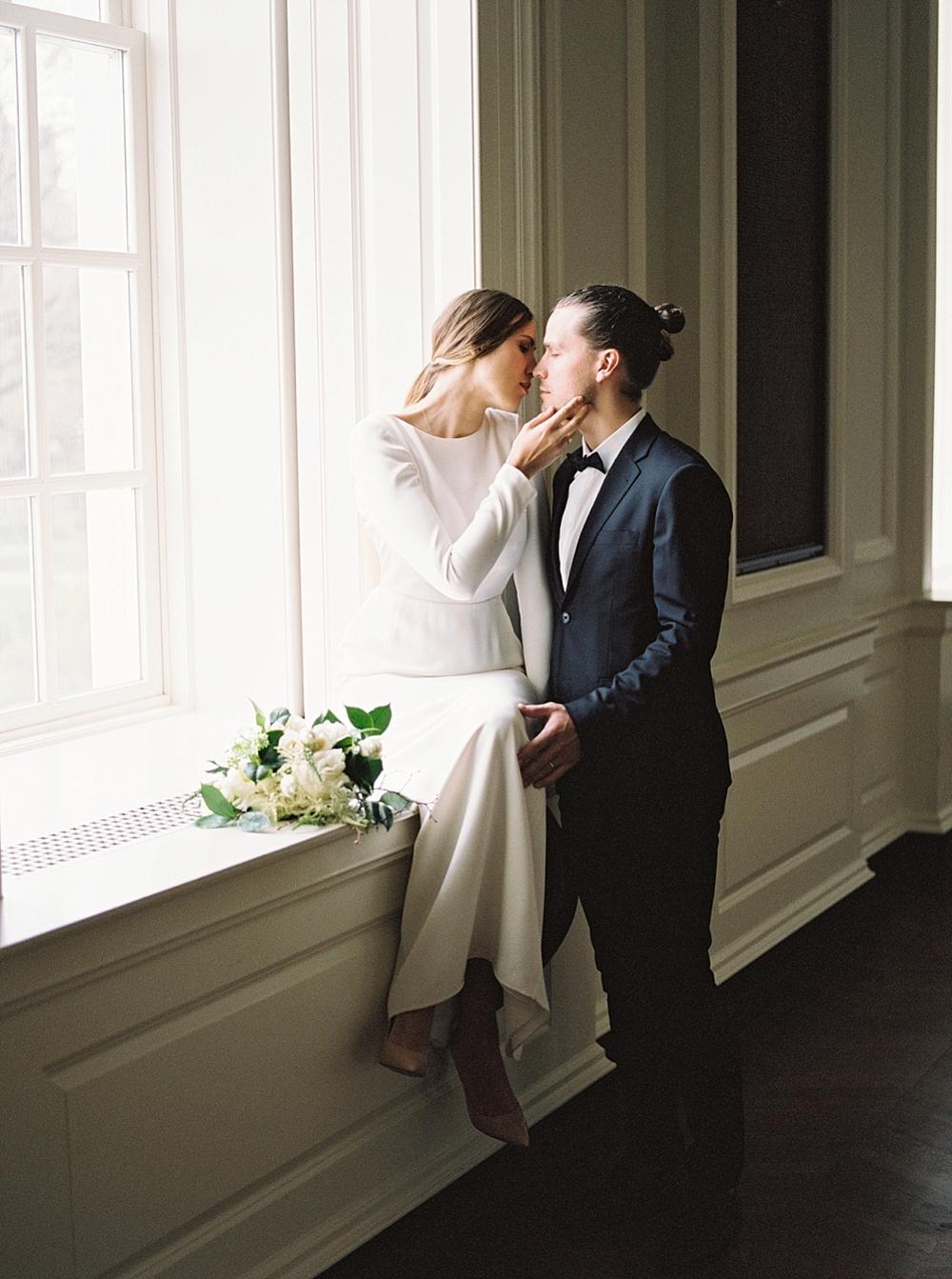 Chicago Fine Art wedding