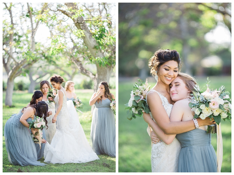 Los Angeles fine art wedding photography at Walnut Grove Weddings, Tierra Rejada Farms