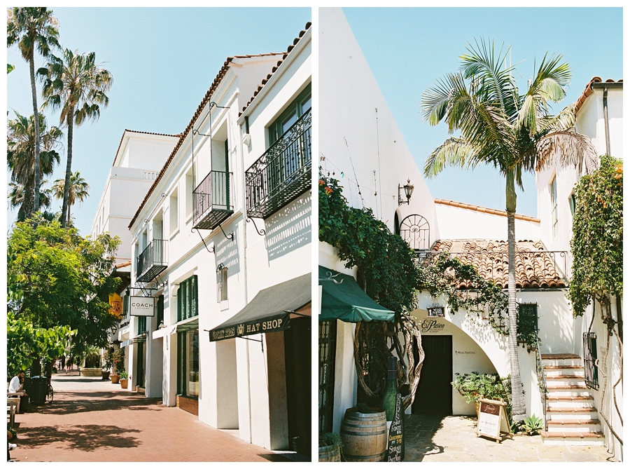 fine art travel film photography in Santa Barbara, California