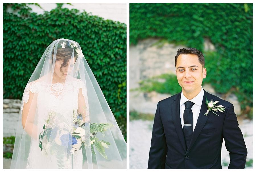 fine art wedding photography in Milwaukee's historic third ward
