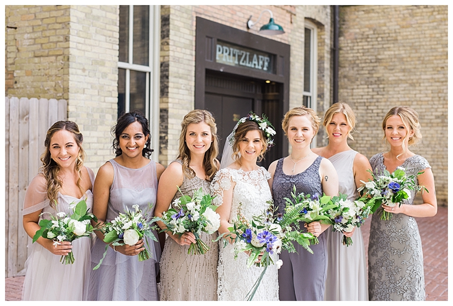 fine art wedding photography at Pritzlaff Events